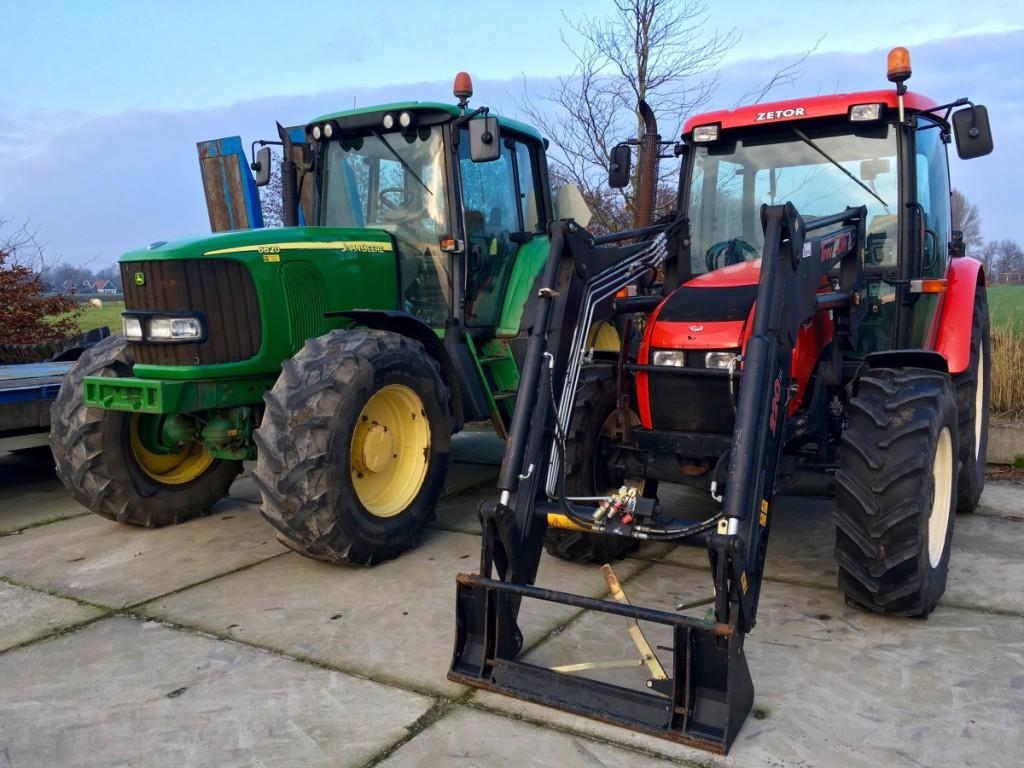 Valkering Trekkerhandel handel in trekkers tractoren tractor trekker handel